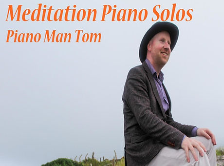 Meditation Piano Solos - Cover REVISED J