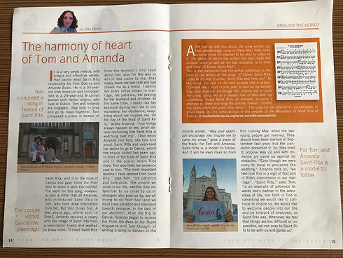 St. Rita Article - From The Bees to the Roses Magazine.jpeg