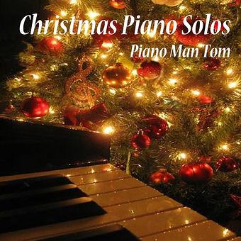 Christmas Piano Solos (2020) - Cover Squ