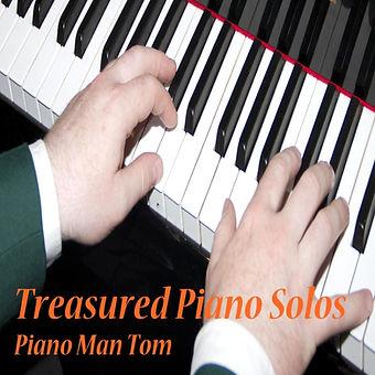 Piano Solos (May, 2020) - Cover JPEG Squ