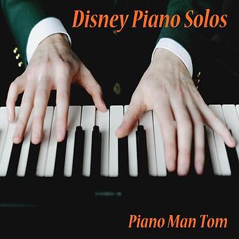 Disney Piano Solos - Cover Square Image