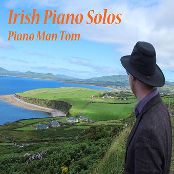 Irish Piano Solos (August, 2020) - Cover