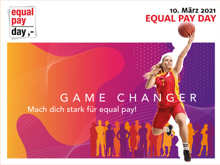 Equal Pay Day Germany 2021