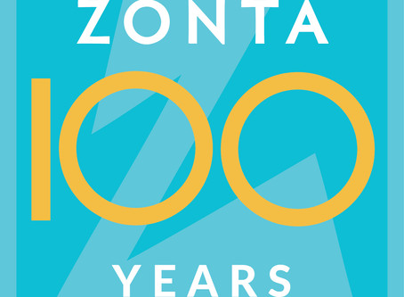Zonta 100 Years - We empower women