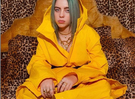 100 Women that empower us #25 Billie Eilish