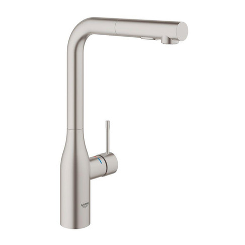 supersteel-infinityfinish-grohe-pull-out