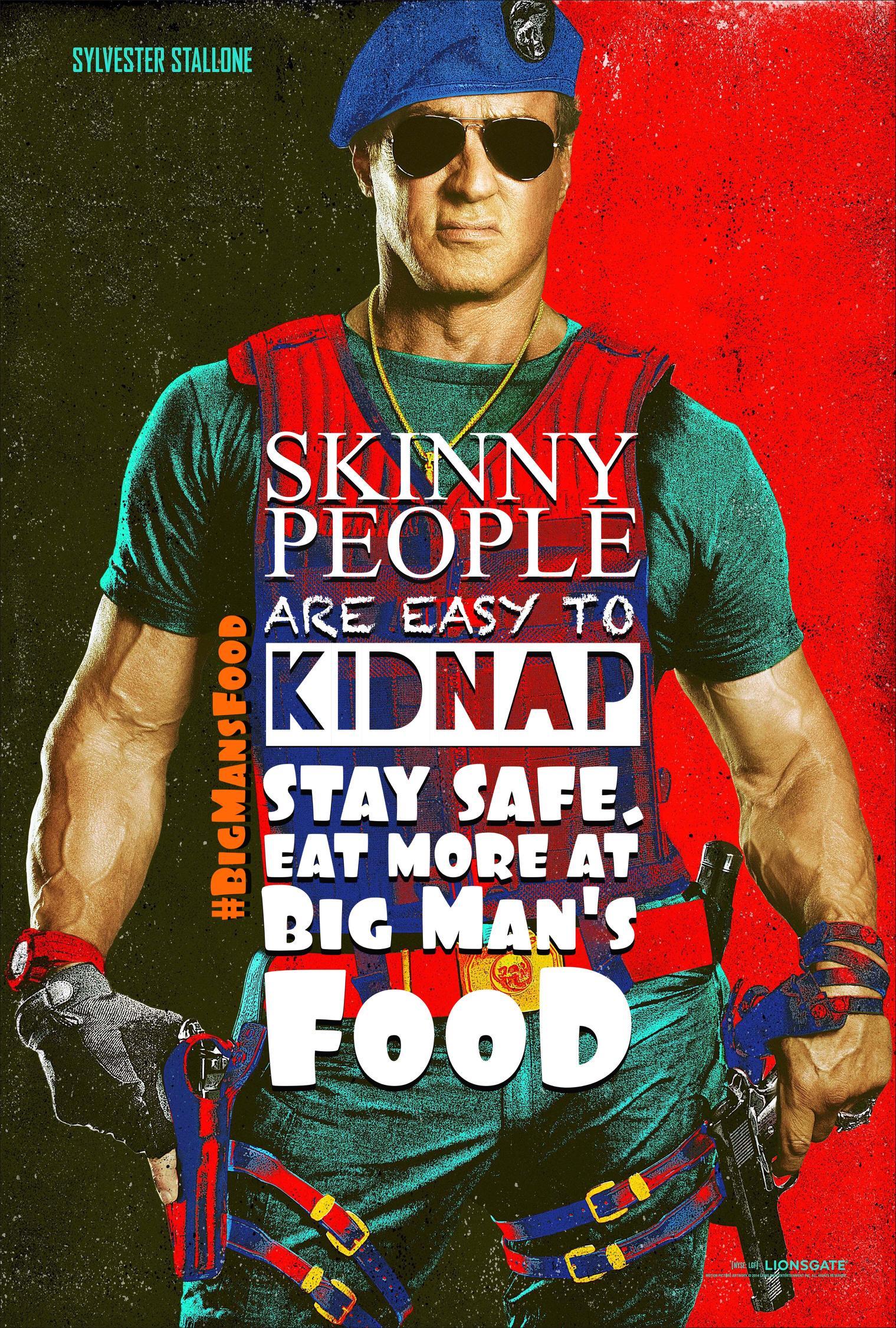 #BigMansFood