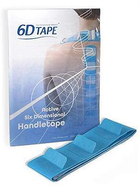 6D tape, 6D teip, 6D teipimine