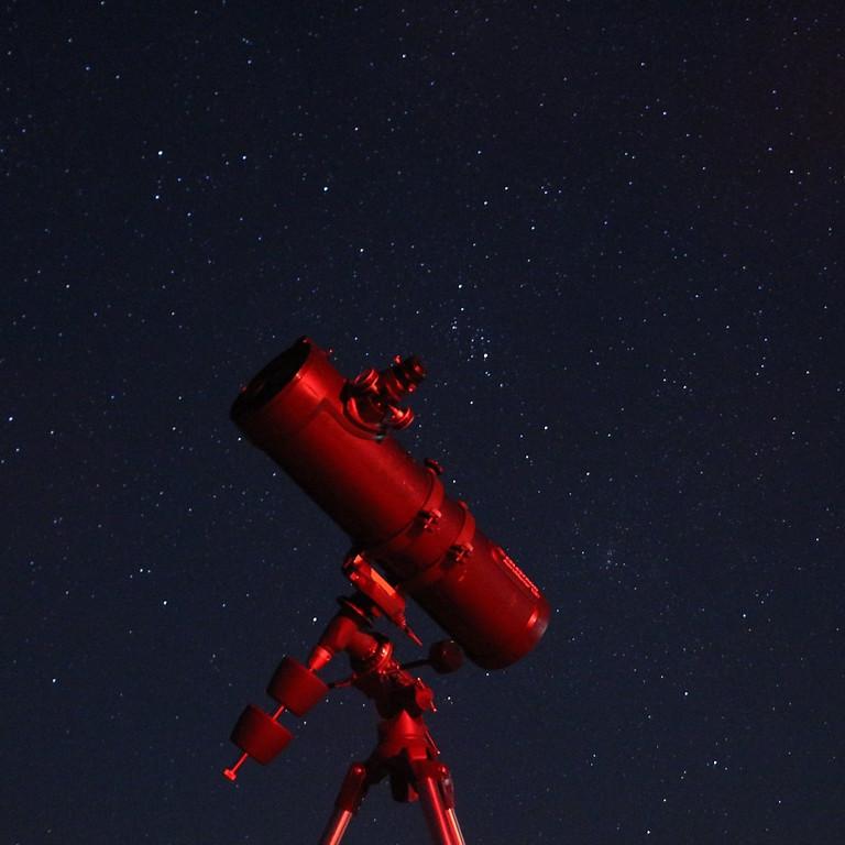 Astronomy Field Trip 2019