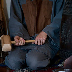 Zen Buddhist Temple Buddhist Training