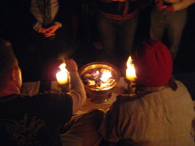 Burning Defilements