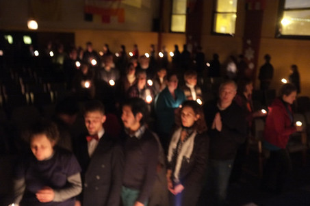 Candlelight Procession