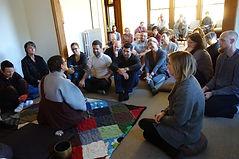 Zen Buddhist Temple Sunday Public Meditation Services