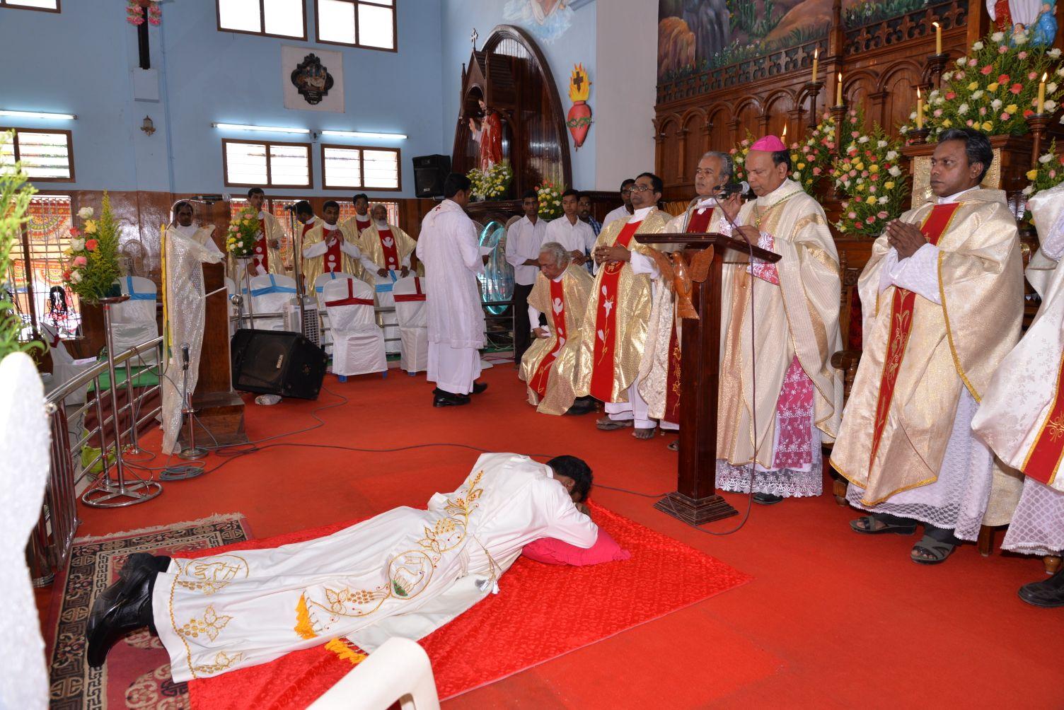 Fr. Jipindas Ordination
