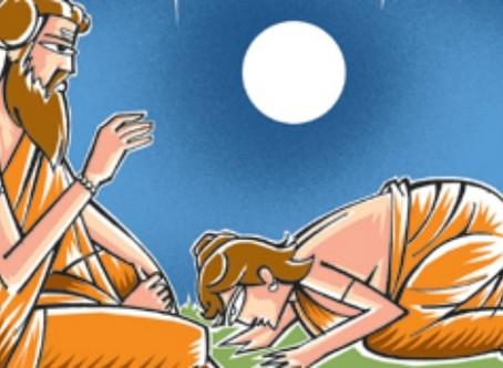 ഗുരു ചോദിച്ചു: നീ എന്തിനാണു പരസ്യമായി ക്ഷമ ചോദിച്ചത്?