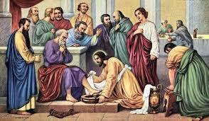 മാർച്ച് 29  യോഹ 13:1-15  (പെസഹവ്യാഴം)