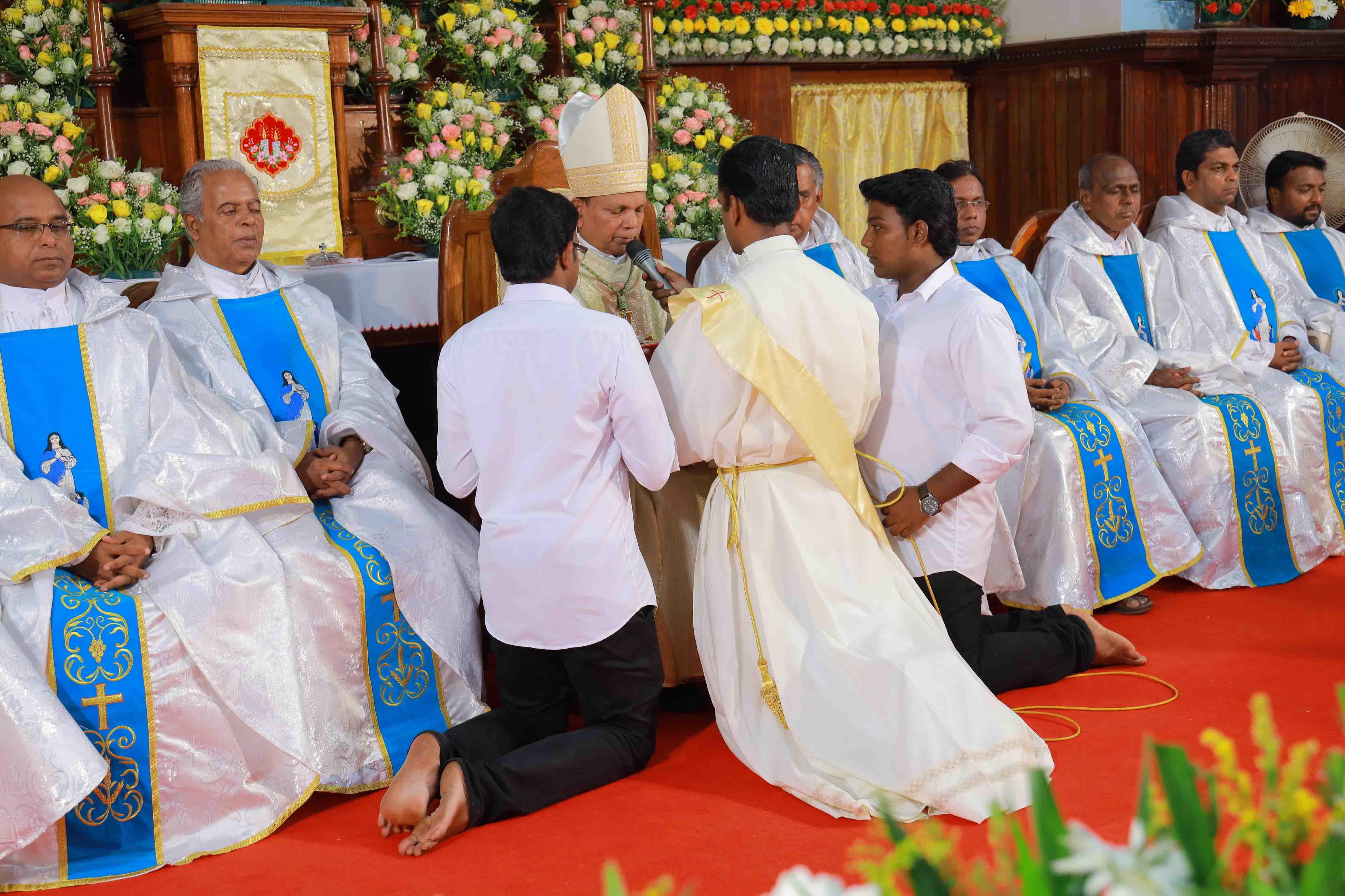 Fr. Anuraj Ordination