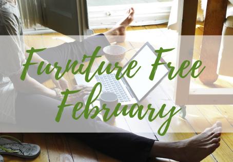 Furniture Free February