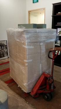 Large Safe Delivery Safe Moving
