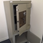 Custodian Chubb Safe Opening