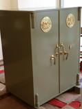 Antique British Safe