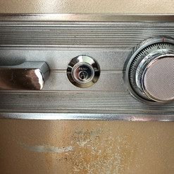 Combination Lock System opening.