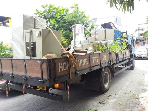 Safe moving service