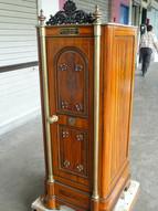 German Antique Safe