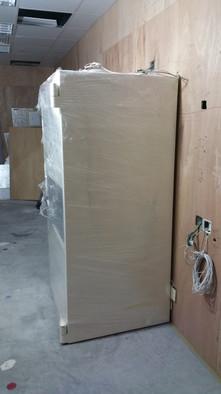 Delivery of 1 Grodej  Large Safe 1.7 Tonnes