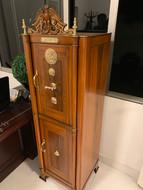 Singapore Client - Antique Safe Restoration Full