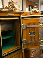 Antique German Safe