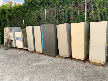 Removal & Disposal for big company