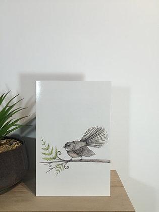 Fantail Card