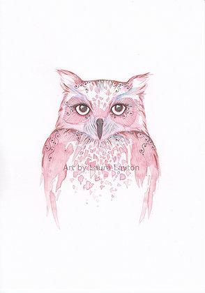 Owl Design 2