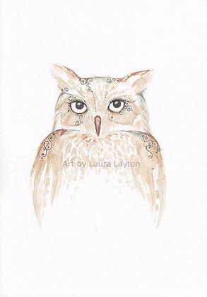 Owl Design 1
