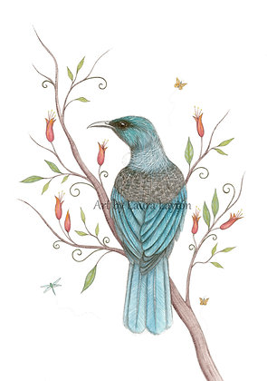 Whimsical Tui