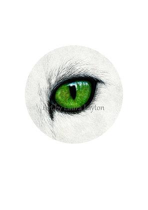 Cat's Eye - Art Print