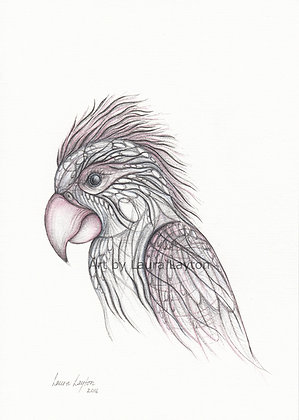 Rocker Parrot