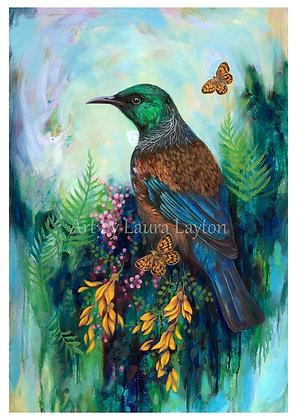 Nature's Abundance - Art Print