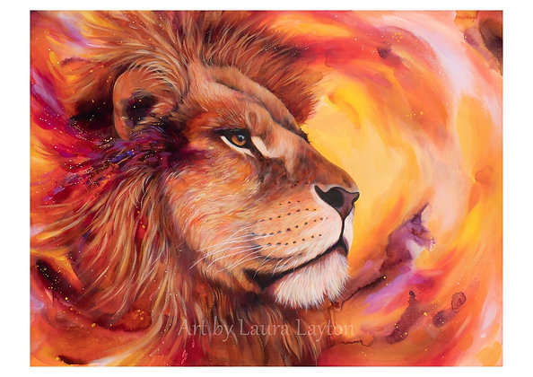 Power & Pride - Art Print