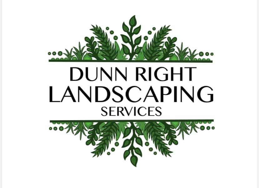 Dunn Right Landscaping Logo