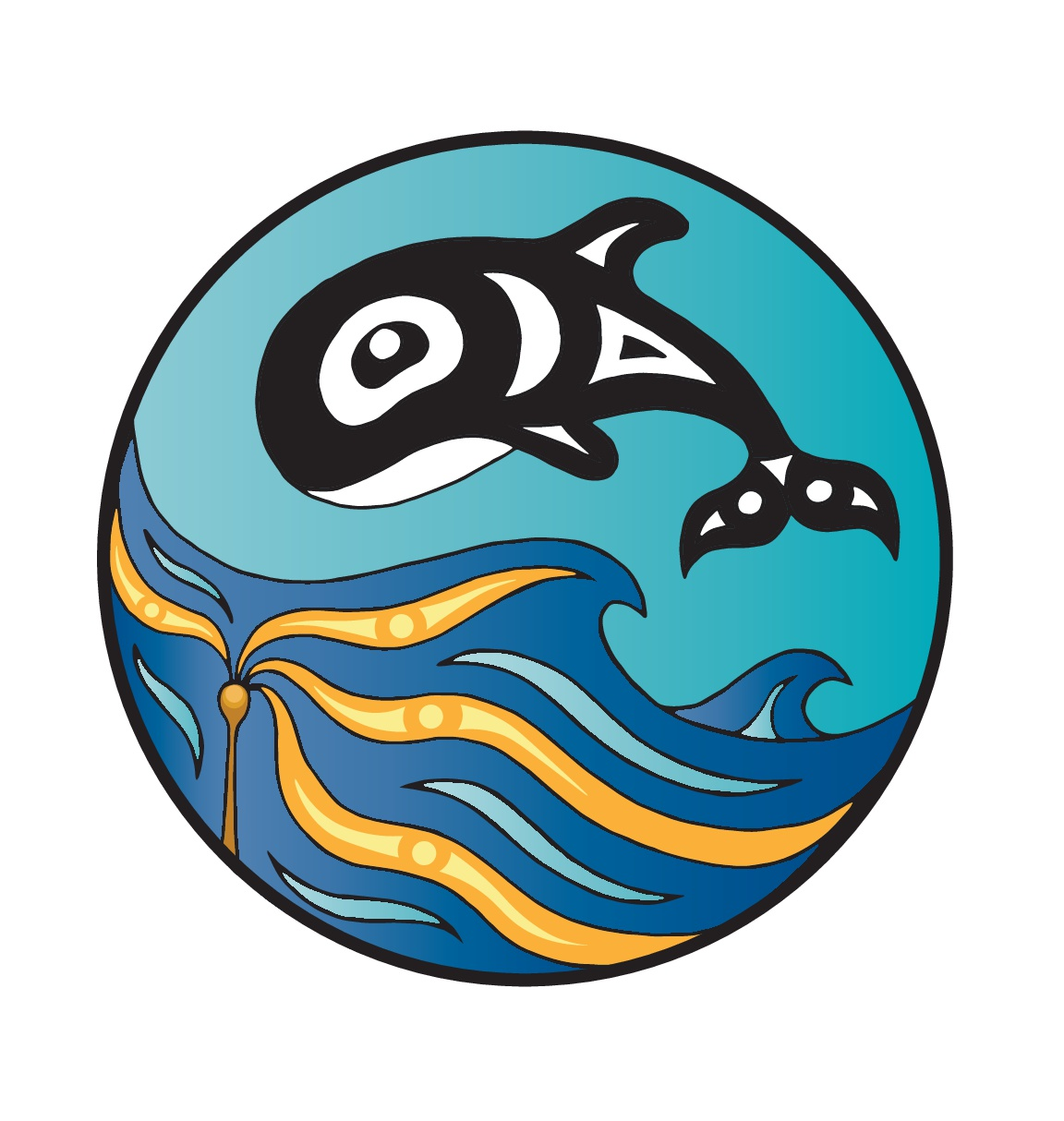 Rights of the Salish Sea Logo