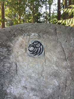 Petroglyph Raven