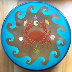 Crab Drum