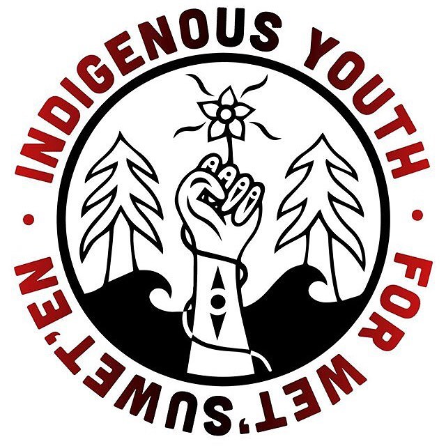 Indigenous Youth for We'suwet'un