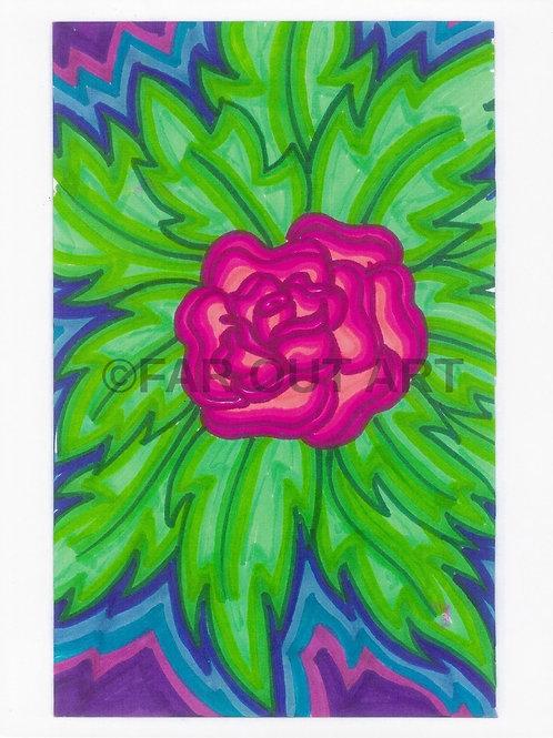 Grateful Rose