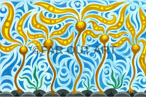 Coast Salish Bull Kelp