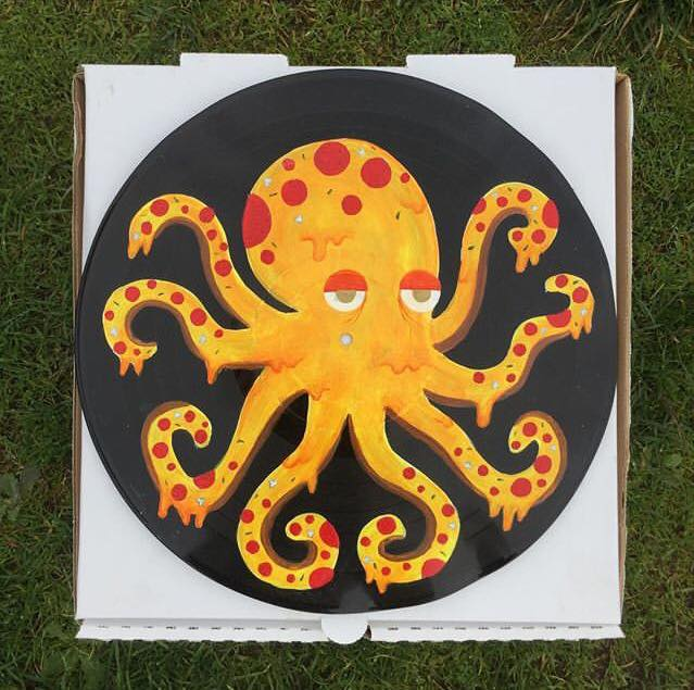 Octo-pie Record