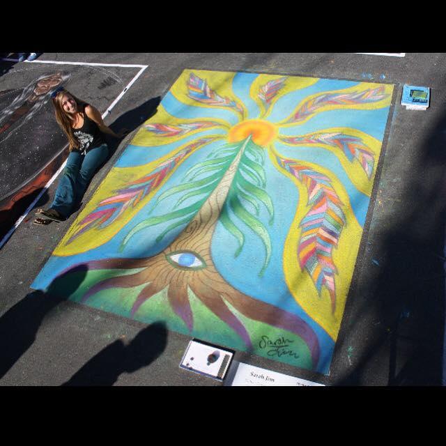 Chalk Art Festival 2016