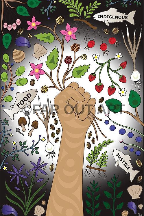 Indigenous Food Justice